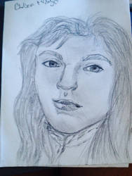 Portrait thingy :D by peas23