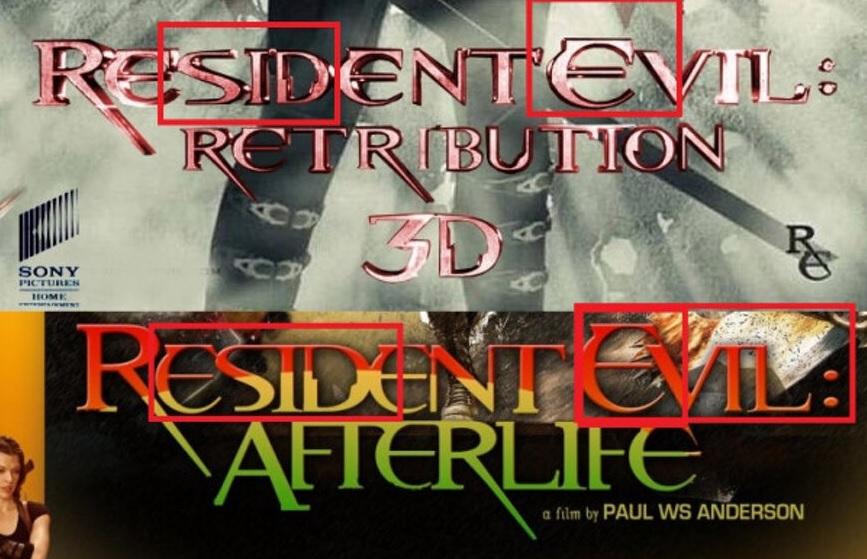 Resident Evil Font By RevilChannel001 On DeviantArt