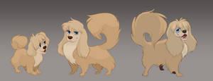 didddney doggo by MediocreSon