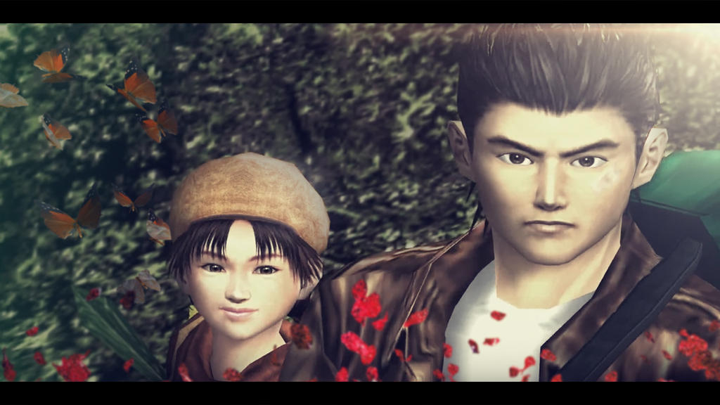 Ryo and Shenhua