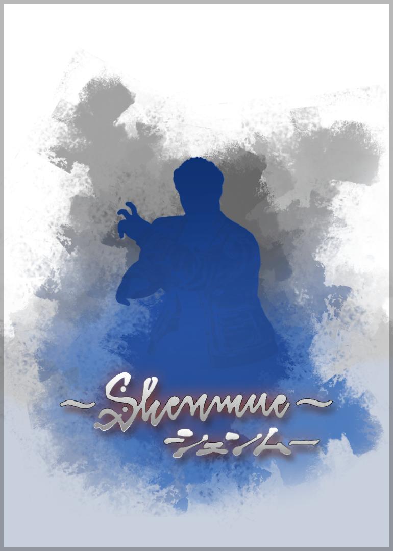 Shenmue Ryo Poster