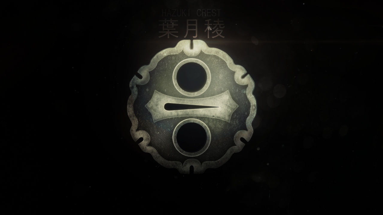 The Hazuki Crest