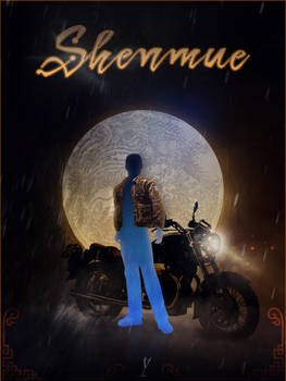 Shenmue Poster 4