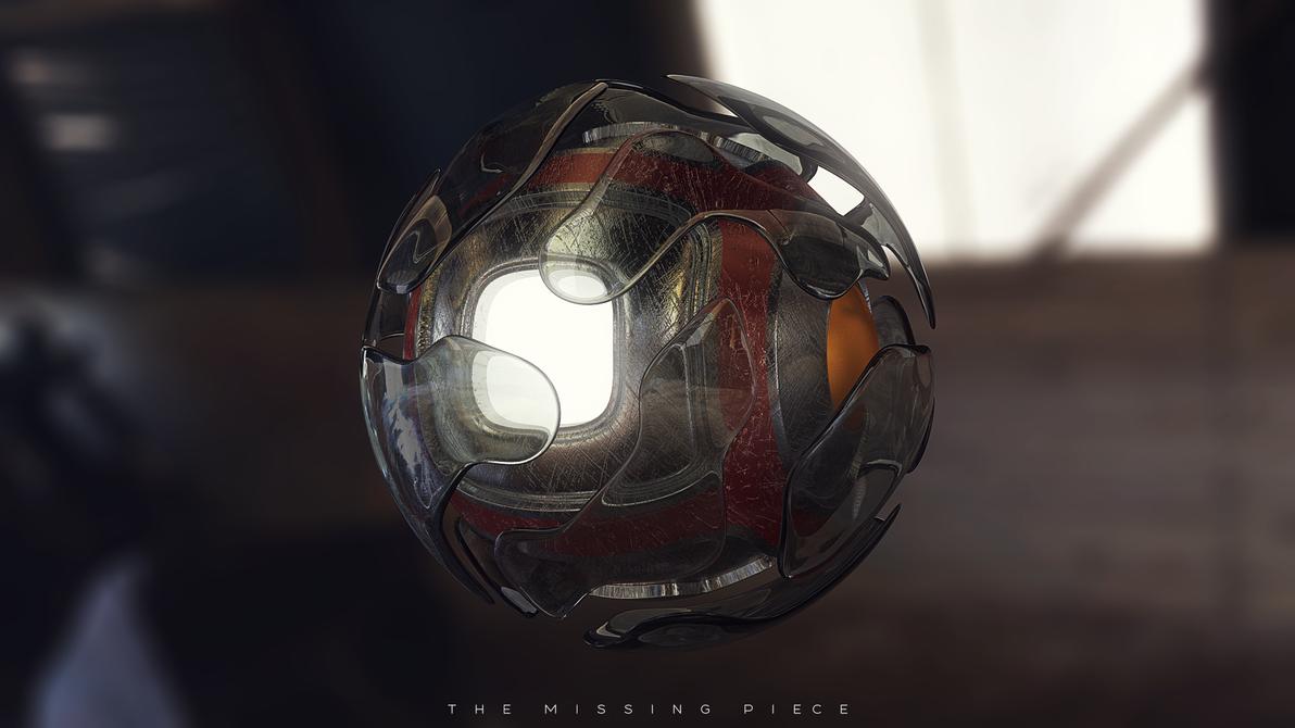 Mini Droid Concept Art by RikenProductions