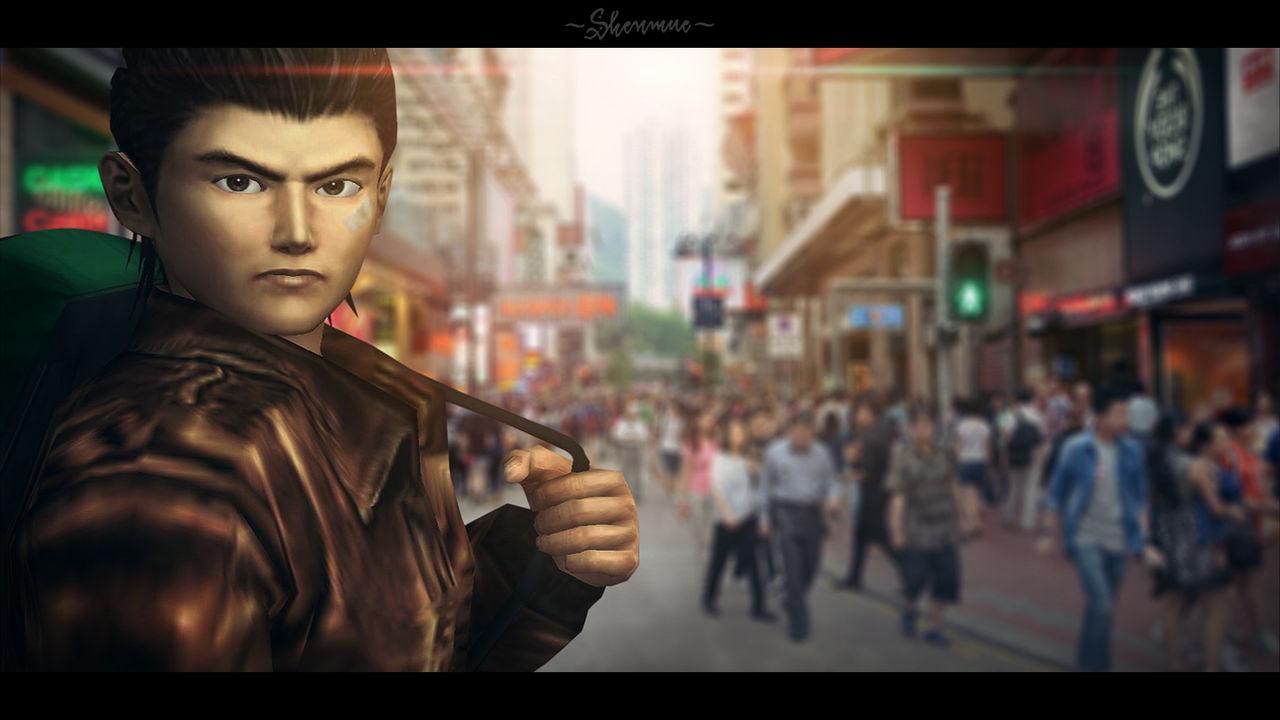 Finding Wan Chai