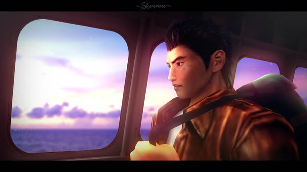 Departing