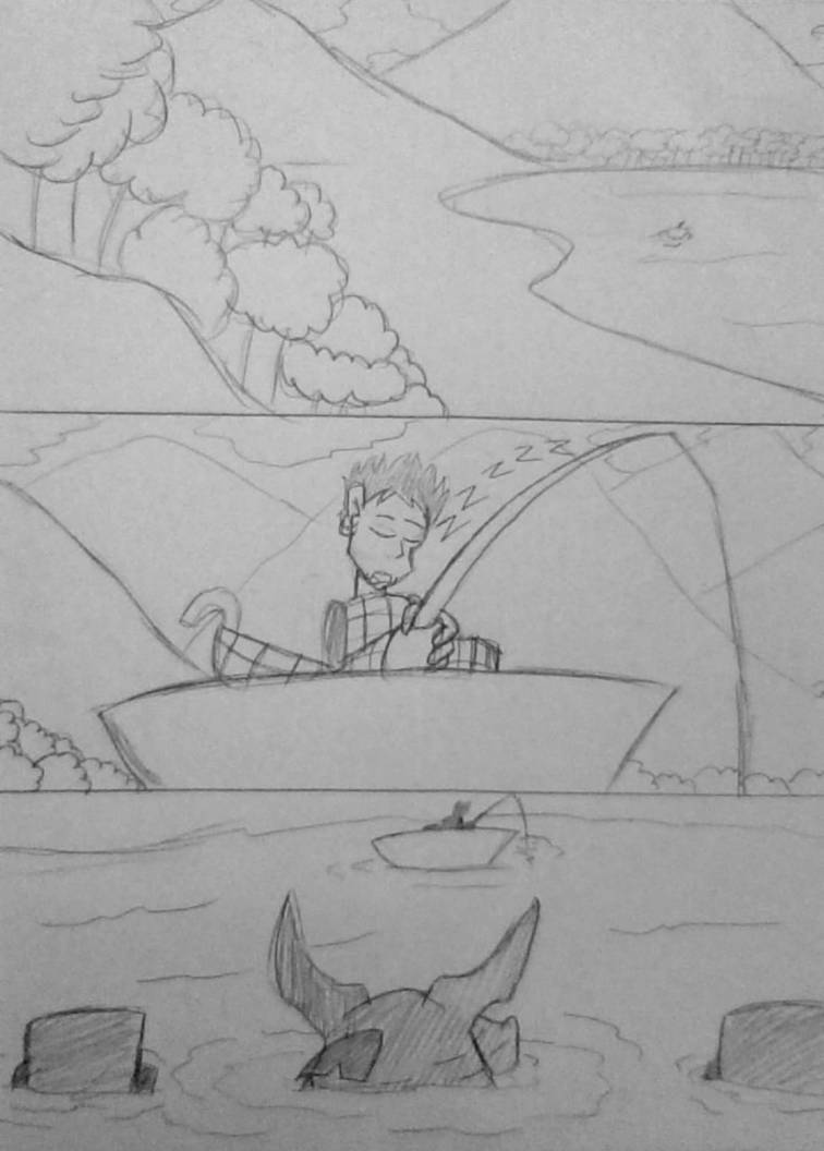 Crossover Comic 2: Page 1 The New begining