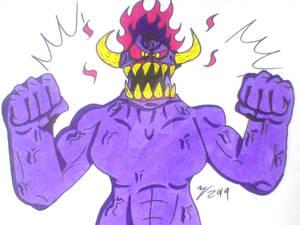 Angry Nitrona