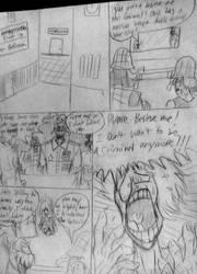 Army Joe Vs. Steel mill Otis: Comic Page 29
