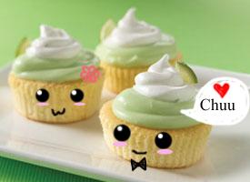 Cupcake Love by GORE-chu