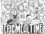 Epic Meal Time 6-6-11