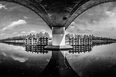 under the bridge by ateist-kleranty