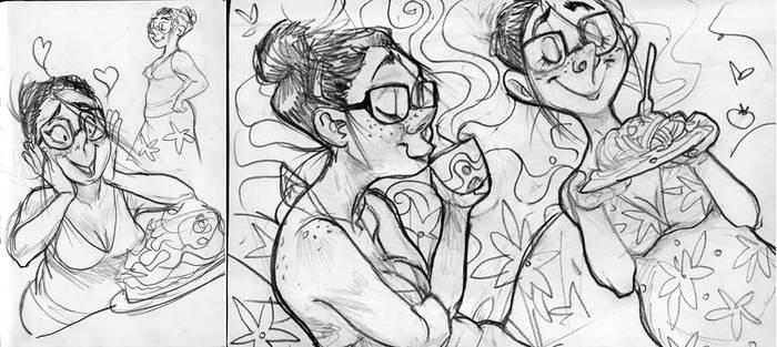 doodles16 by KarlaDiazC