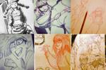 Sketches-instagram by KarlaDiazC