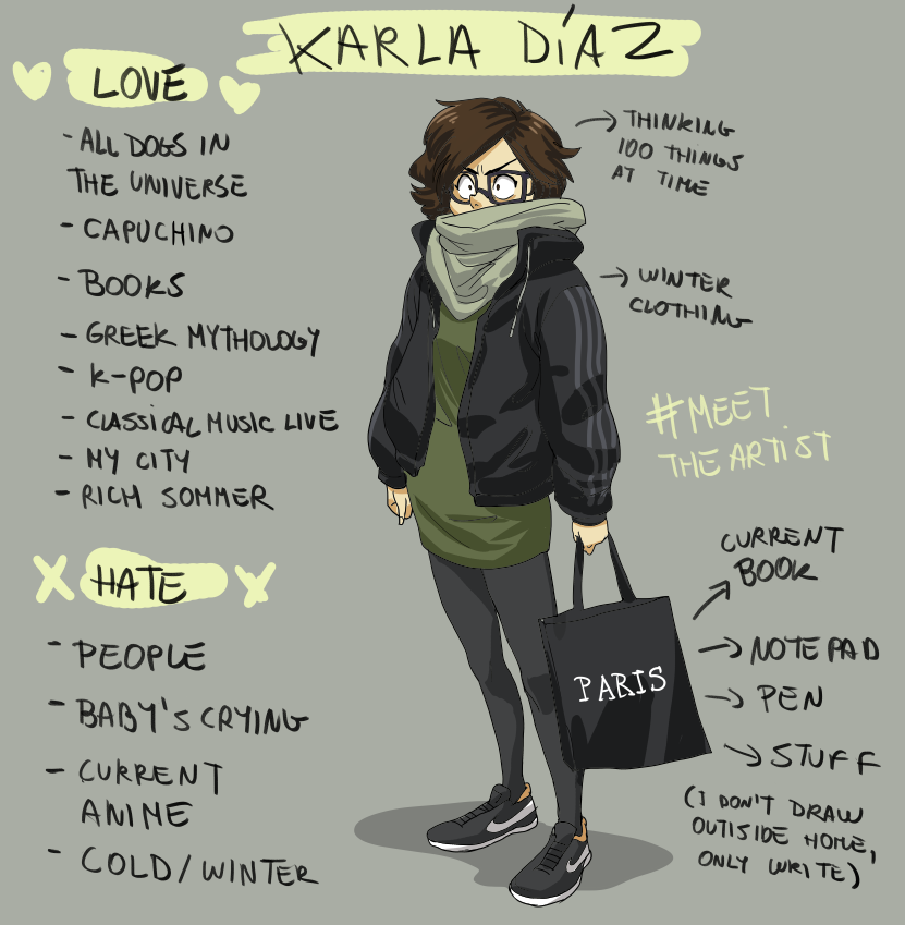 KarlaDiazC's Profile Picture