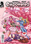 EMPOWERED and The SOLDIER OF LOVE 03 COVER