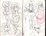 Palomino sketchbook 02