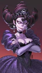 Wicked Princess by KarlaDiazC