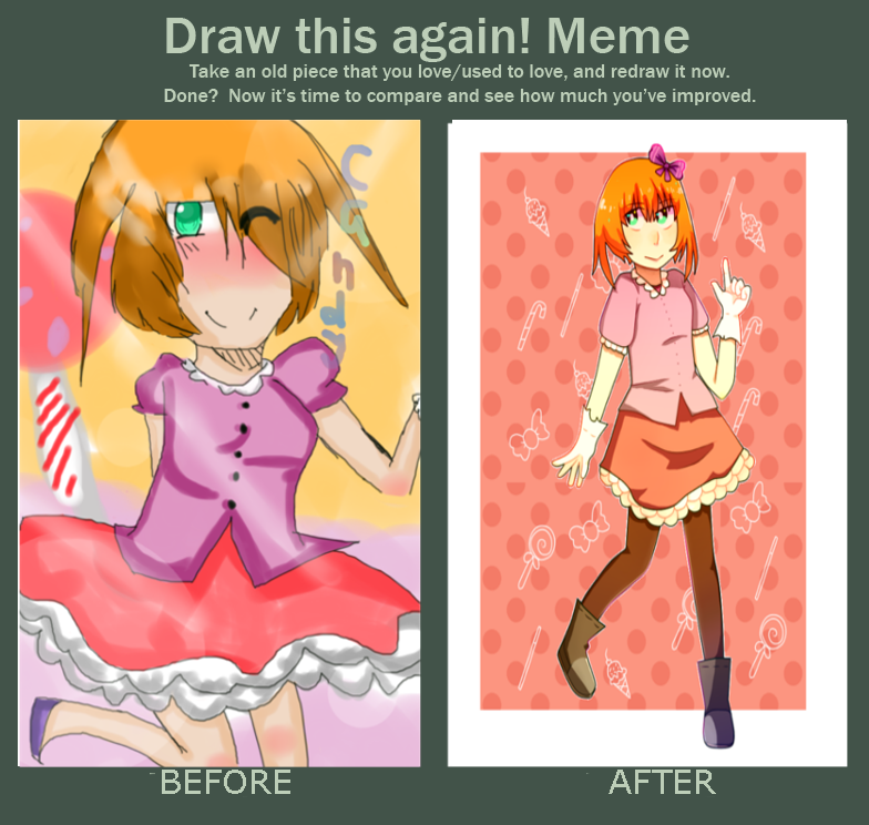 Before and After by KEINEOTAKU16