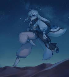 Commission - Maya