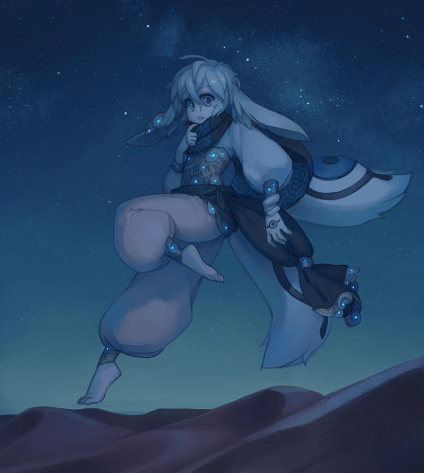 Commission - Maya by Advanced-Random