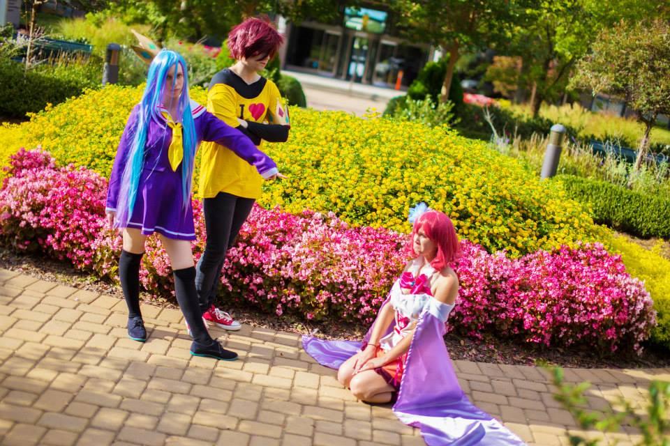 But I'm a Princess :( (No Game No Life) by KatiePryde