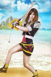 Fem Sora - Kingdom Hearts II