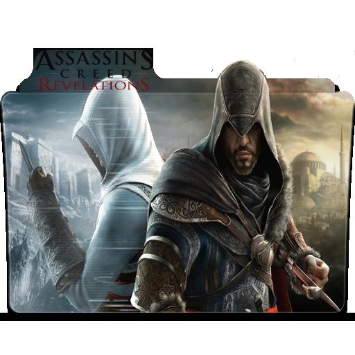 Assassin's Creed Revelation icon by payam1992