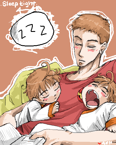 TT: .sleep tight. by ramhay