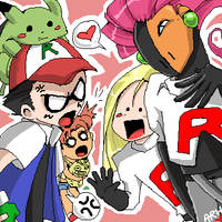 TT:It's Team Rocket??? by ramhay