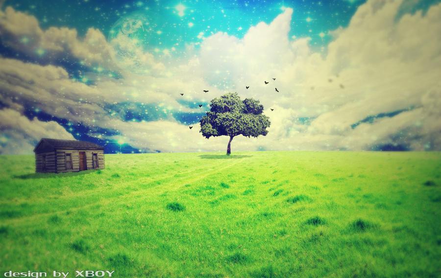 Tree Of Life Wallpaper By Dragonxboy55