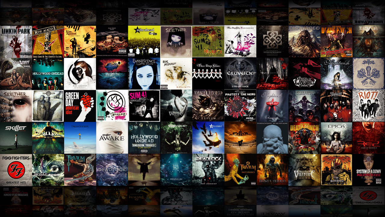 bands album cover wallpaper by dragonxboy55 on deviantart