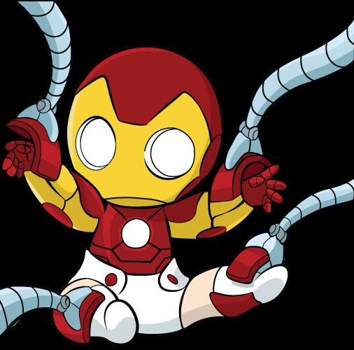 Spiderman Baby Comic