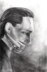 Silenced monster by Tuulisusi