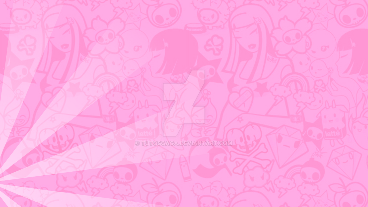 sweet pink wallpapertutosgaga on deviantart