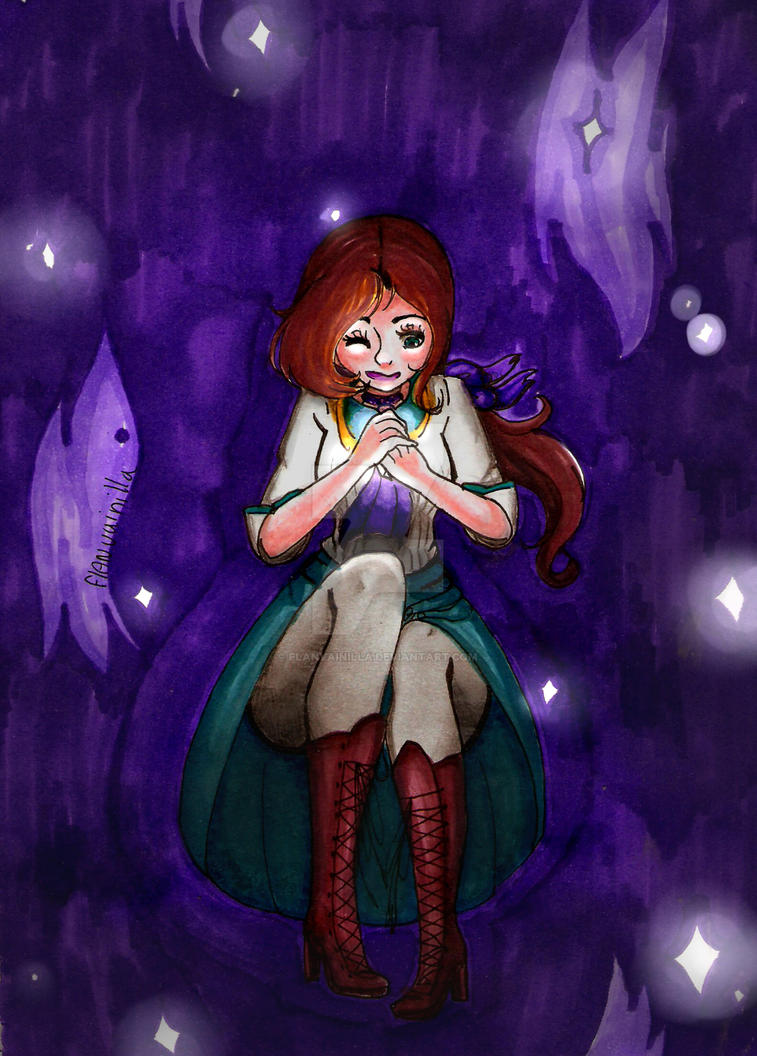 Naika o Elizabeth by FlanVainilla