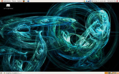New Desktop by silver6162