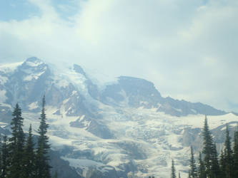 Mount Rainier by silver6162