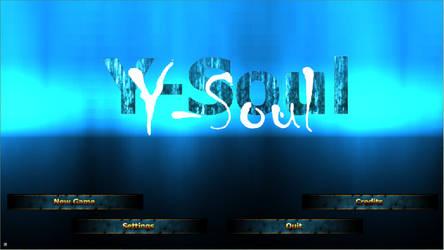 Y-Soul - Title Screen by silver6162