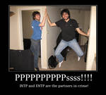 INTP and ENTP