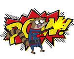 Rocket Raccoon Rigby