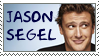 Jason Segel stamp by AngelColors