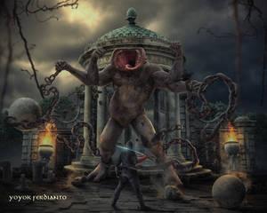 Monster Hunter World by yferdianto