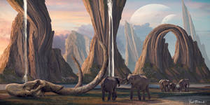 Mammoth Land