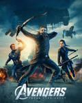 HawkEye Movie Poster Remake