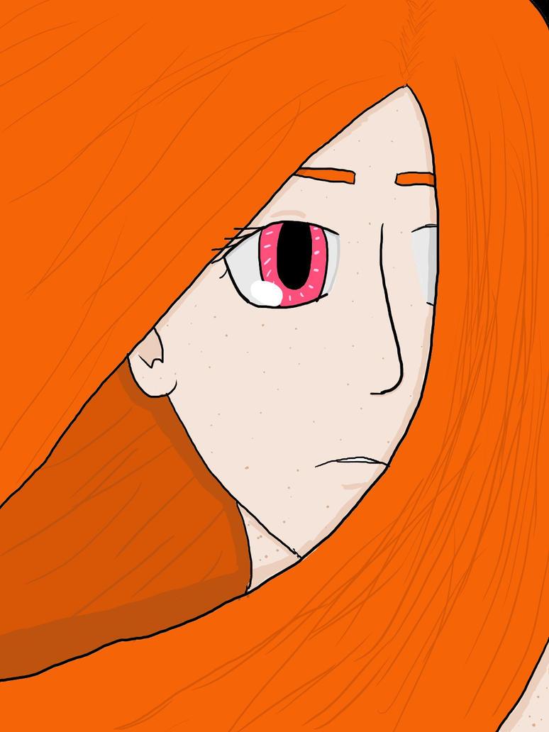 Random Ginger Chick by XDAnnabethChaseXD