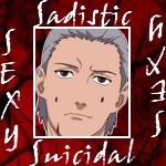 Hidan avatar by Okane-chan