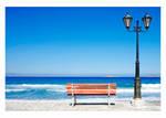 blue summer by AnandHalim