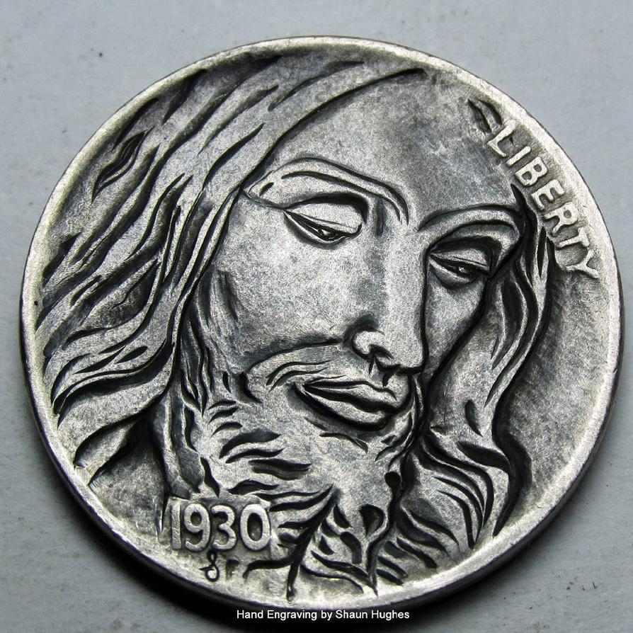 Gentle Jesus by shaun750