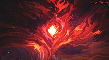 Meteor Smudge by FafadoToddynho